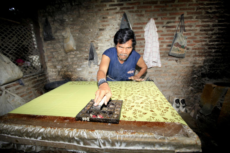 Batik foto de stock royalty free