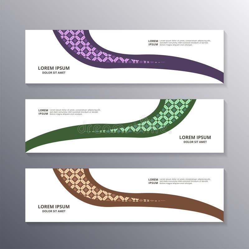Indonesian Batik Seamless Pattern With Various Motif