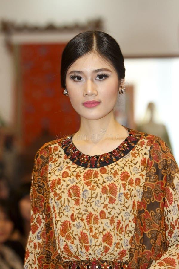 Batik de seda fotografia de stock royalty free