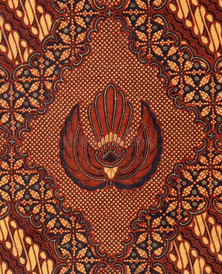 Batik Design Stock Photo. Image Of Indonesianmarket