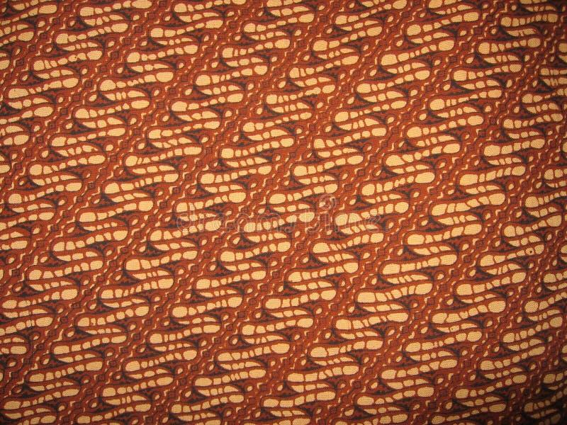 Batik Indonésie photo stock