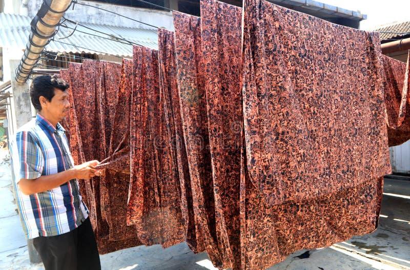 Batik fotos de archivo
