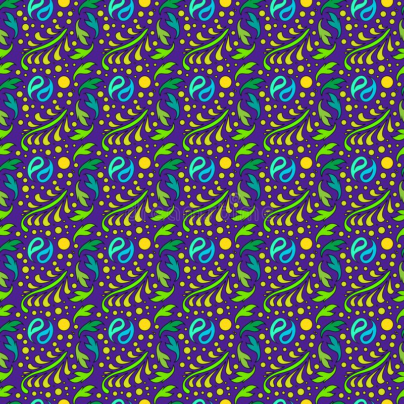 Batik mit einem Motiv 4 lizenzfreie abbildung