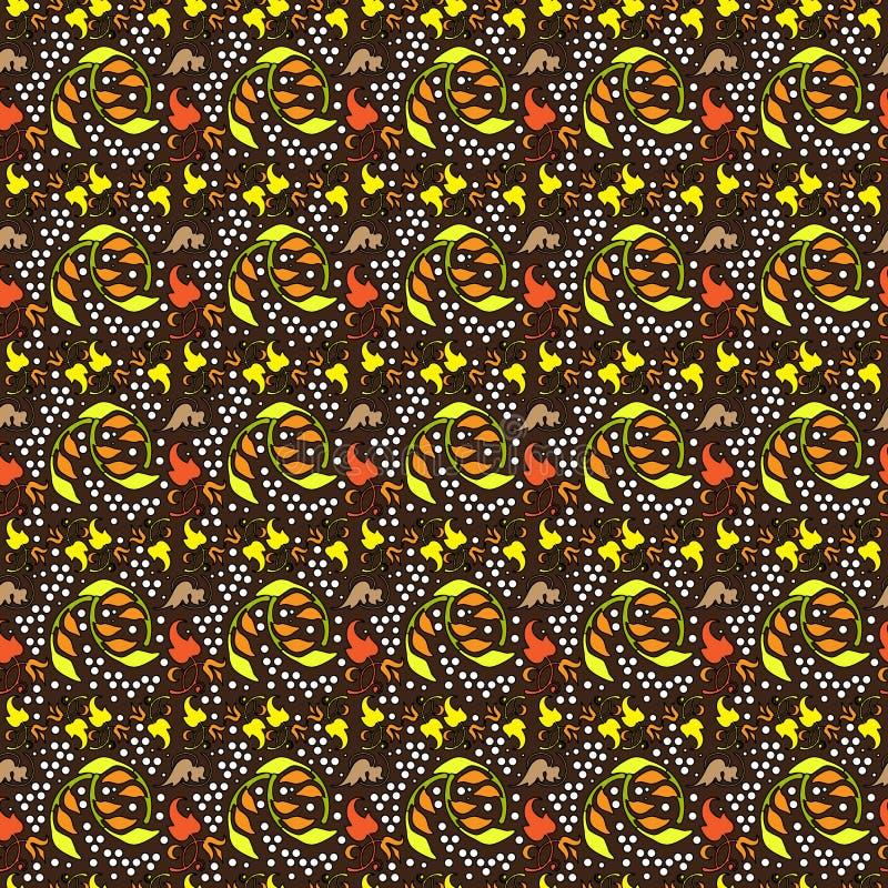 Batik mit einem Motiv 3 lizenzfreie abbildung