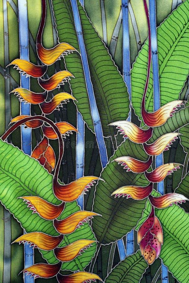 Download Batik Painting Royalty Free Stock Images - Image: 16039589