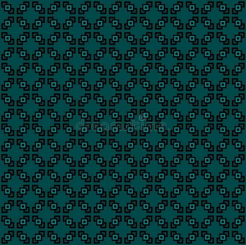 Batik patern vektor abbildung