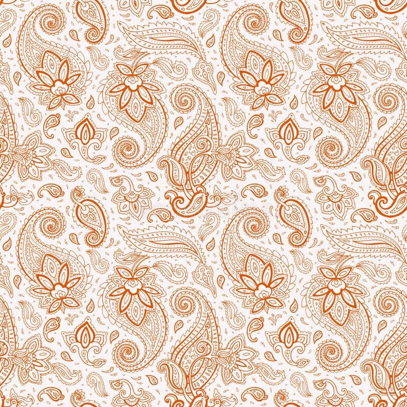 Batik Pattern From Indonesia Stock Photo