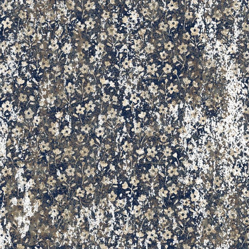 Free Batik Tie Dye Texture Repeat Modern Pattern Design Royalty Free Stock Images - 110656159