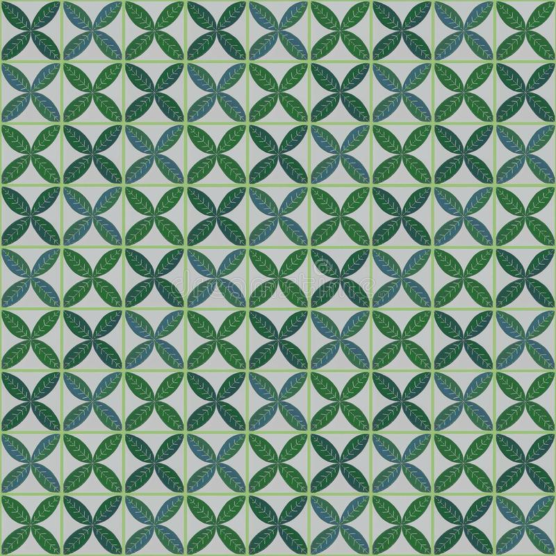 Batik unique, kontemporer de motif de batik images stock