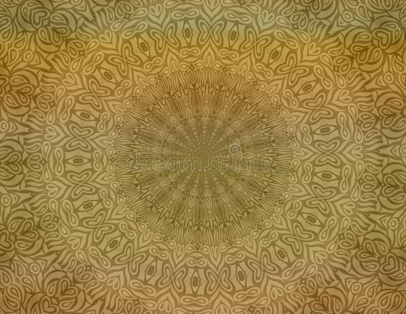 batika tapeta opalenizna tło ilustracji