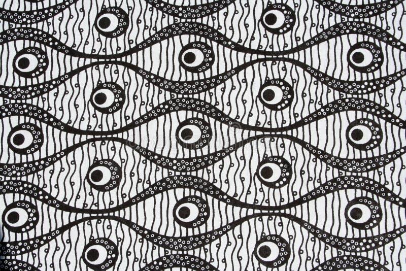 batika wzór tła fotografia stock