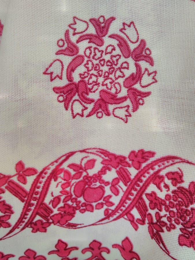 Batikbeschaffenheit lizenzfreie stockfotos