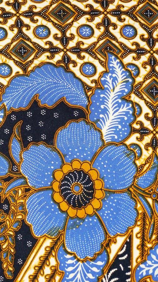 batikindonesia modell royaltyfria foton