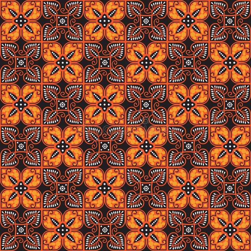 batikmodell royaltyfria foton