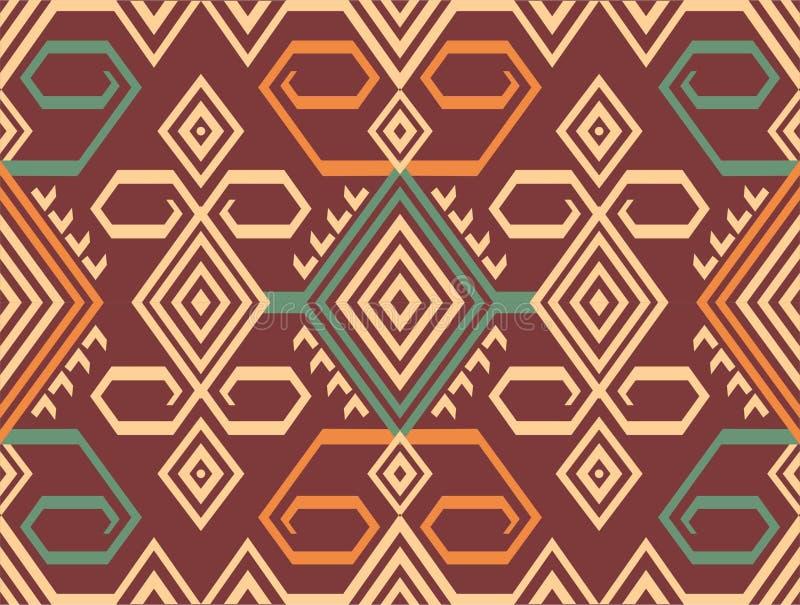 Batikntt Indonesië royalty-vrije illustratie