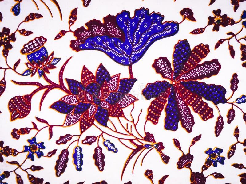 Batikowa tekstura i wzór zdjęcia royalty free