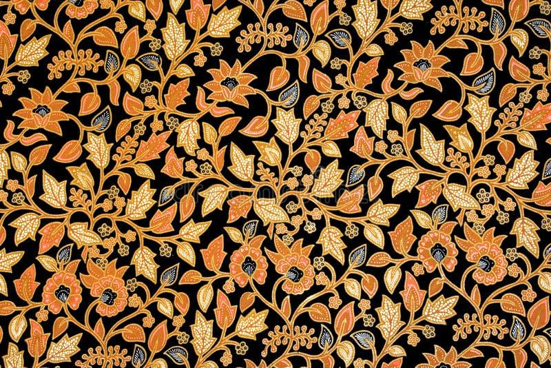 batikowi indonezyjskiego sarongi fotografia royalty free