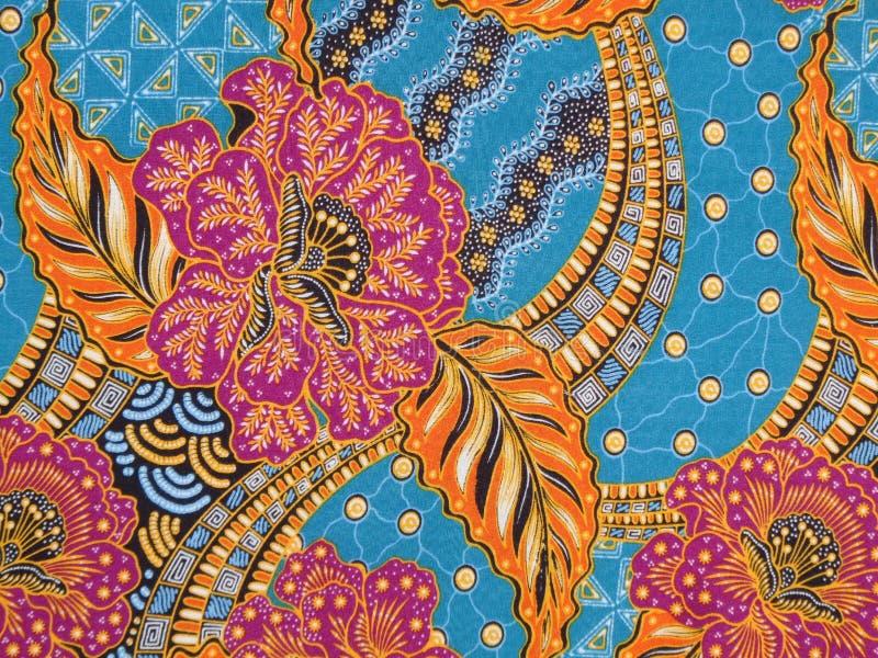 Batikowy tekstury tło obrazy stock