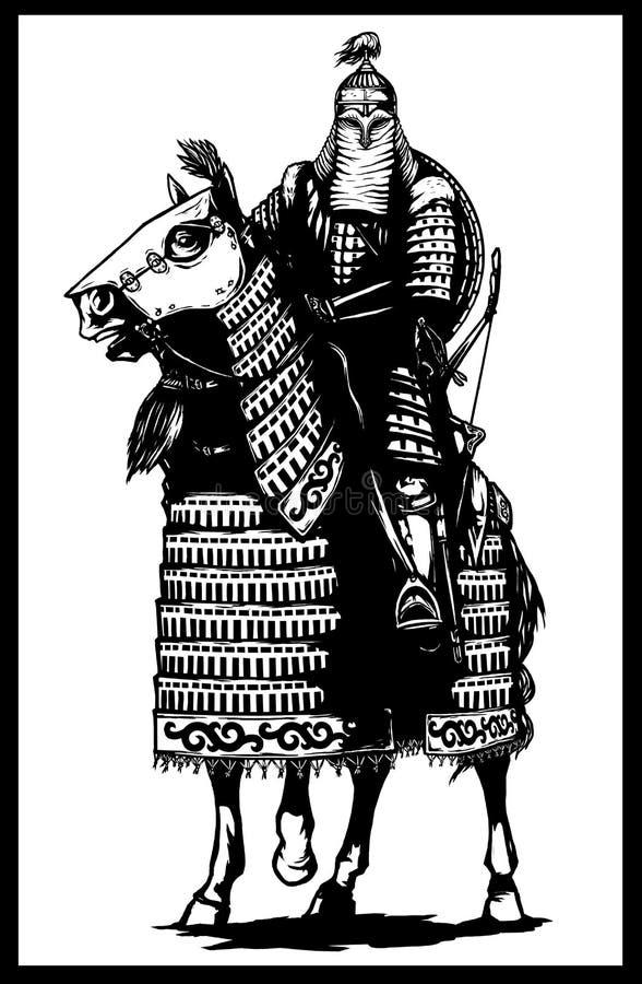 Bator royalty-vrije illustratie