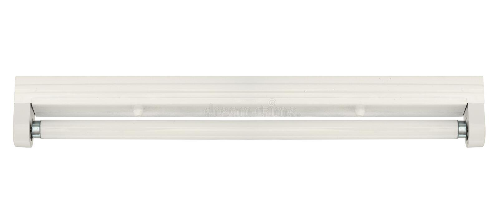 Download Batten Fitting And Fluorescent Lamp Stock Image - Image: 29565533