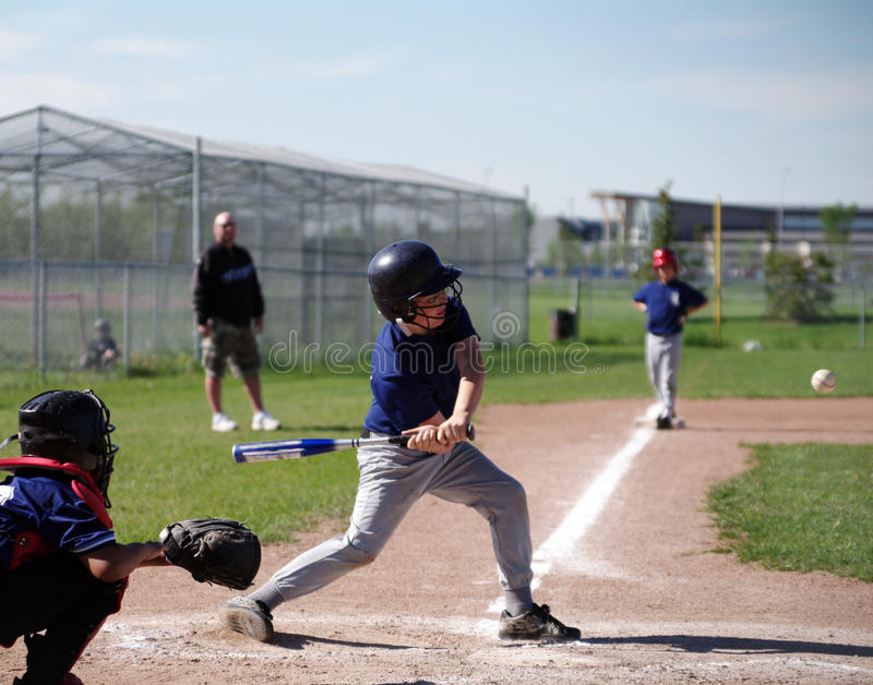 Batter royalty free stock images