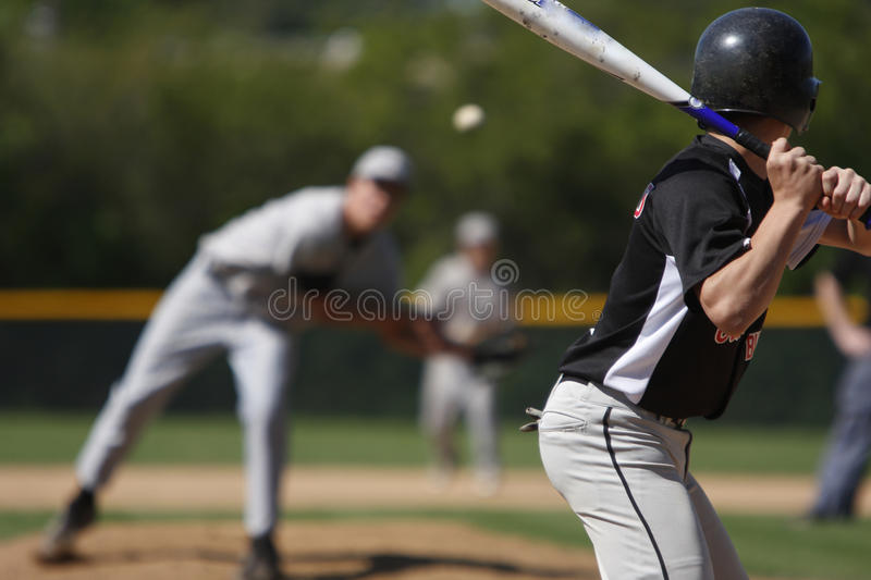 Download Batter up stock photo. Image of league, team, sport, sunny - 9615408