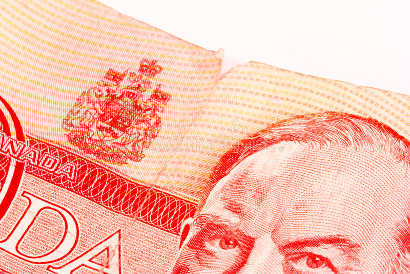 Download Battered Dollar stock image. Image of buck, bills, banking - 810295