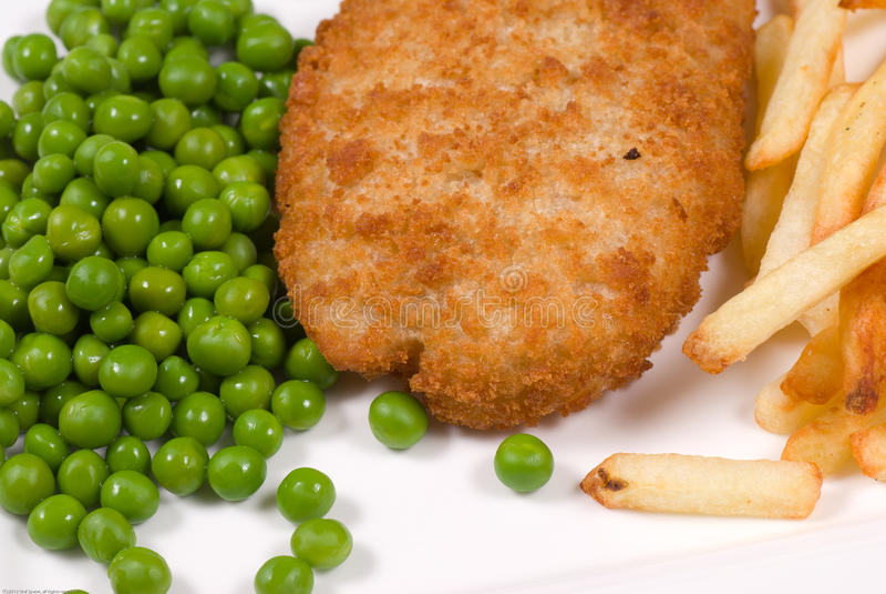Download Battered hake stock photo. Image of fresh, british, french - 23661602