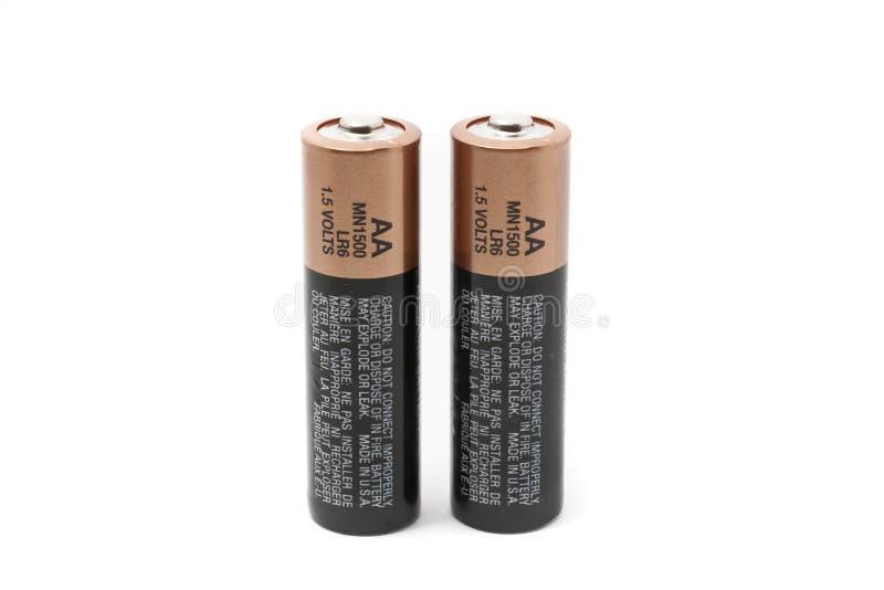 batteri royaltyfria bilder