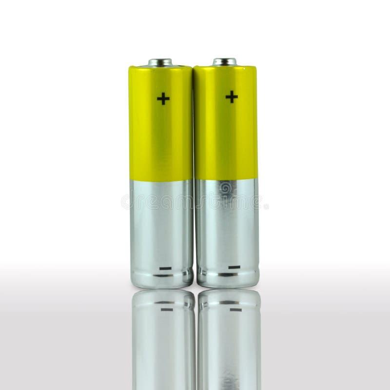 Batteria fotografie stock libere da diritti