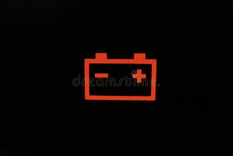 Batteria fotografie stock