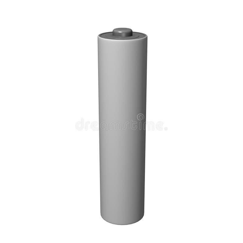 Batterie vektor abbildung