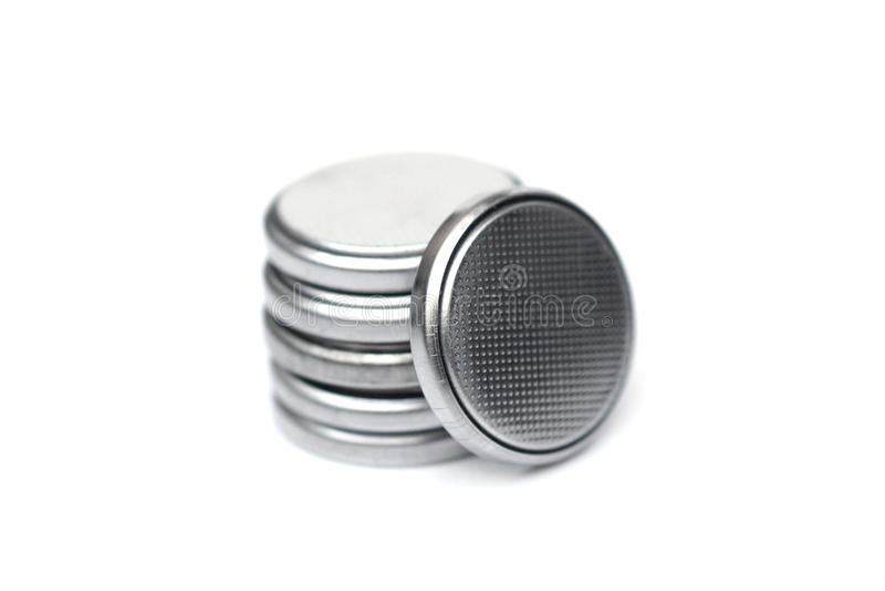 Batterie au lithium image stock