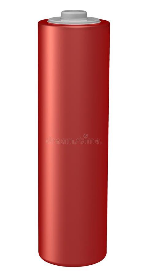 Batterie d'aa images stock