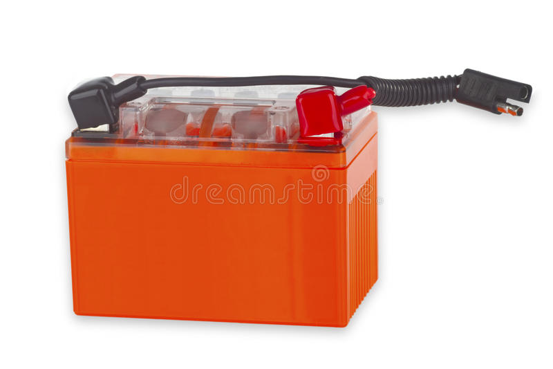 Batterie de véhicule photos libres de droits