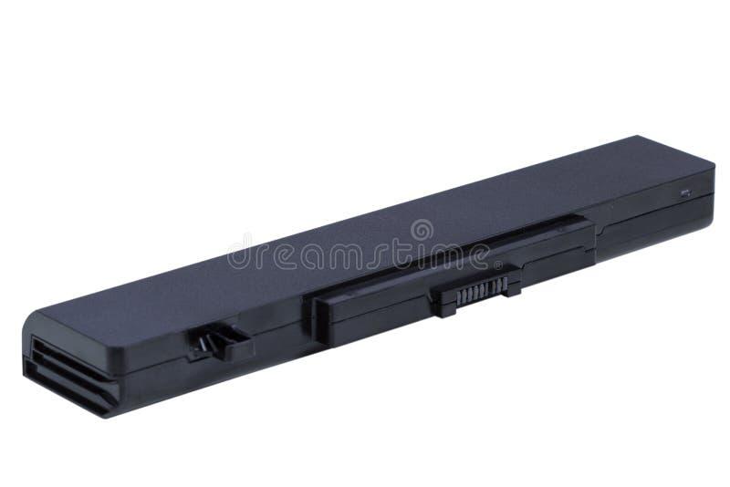 Batterie des Laptops stockbild