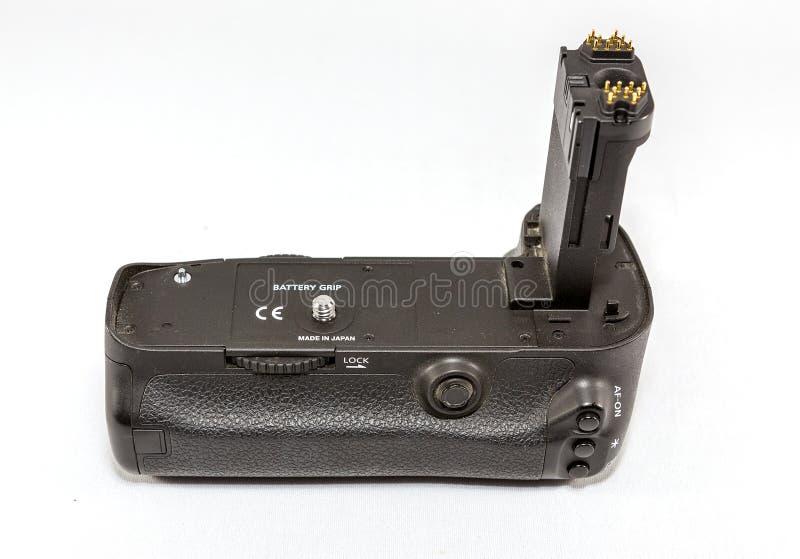 Batteriegriff stockfotos