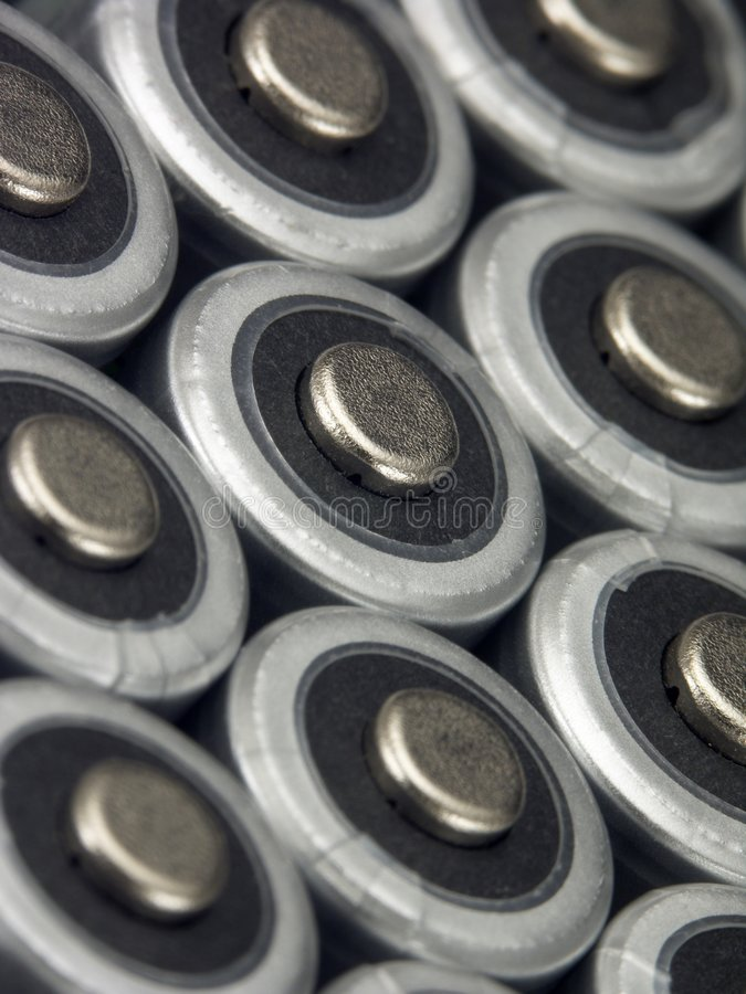 Download Batteries 1 Royalty Free Stock Images - Image: 1700559