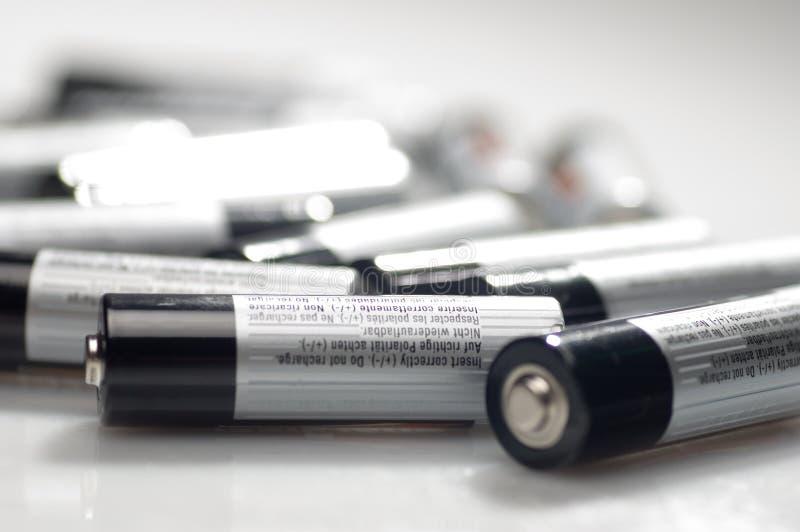 Download Batteries stock photo. Image of batteries, macro, black - 1270792