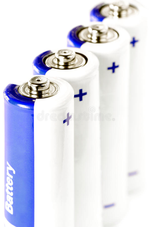 Free Batteries Stock Images - 17077794