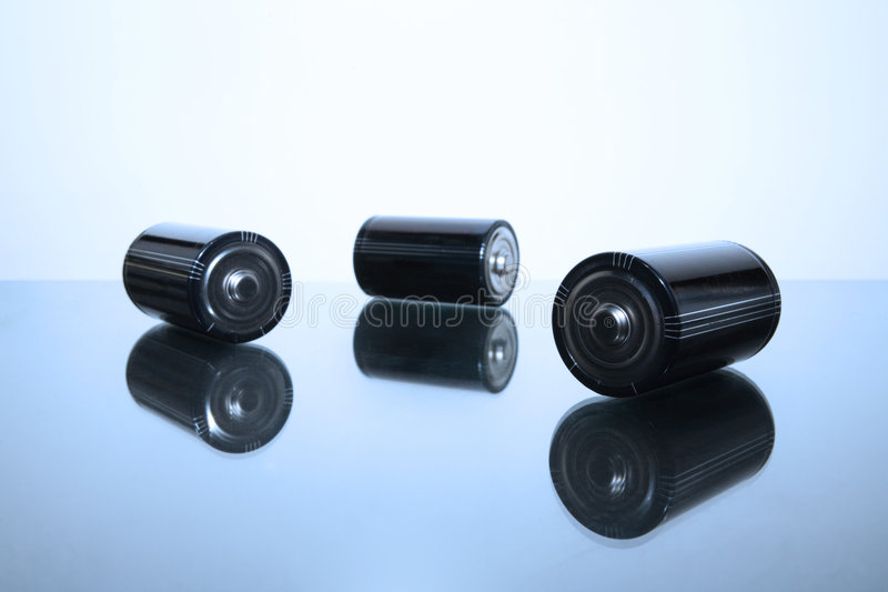 Download Batteries Royalty Free Stock Images - Image: 1756819