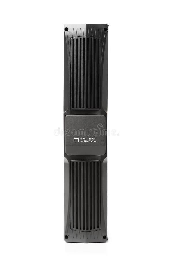 Batterij Uninterruptible van de voeding (UPS) reserve stock afbeelding