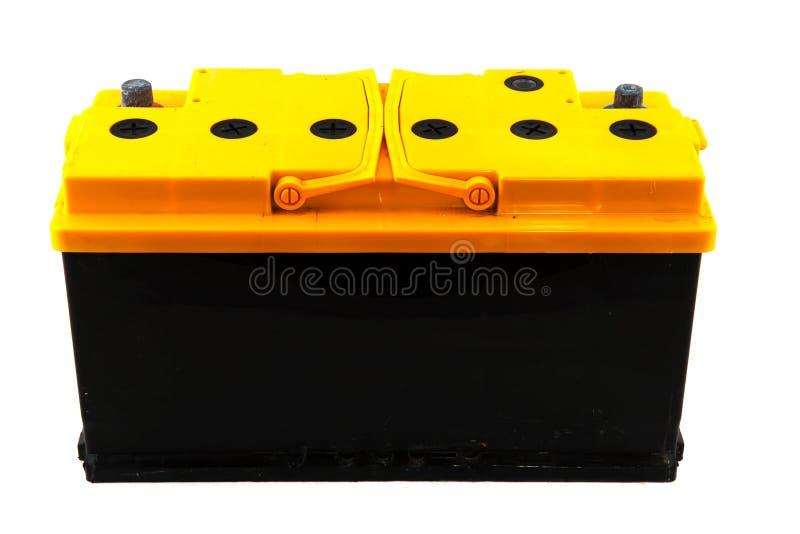 batteripäfyllning arkivbild