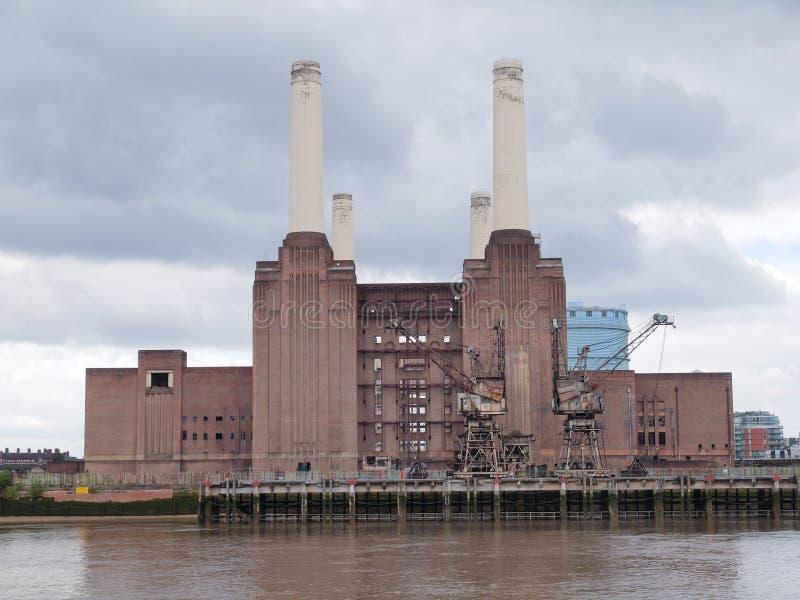 Battersea-Kraftwerk, London stockfotografie