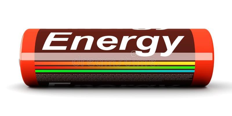 Download Battery stock illustration. Illustration of electricity - 14390514