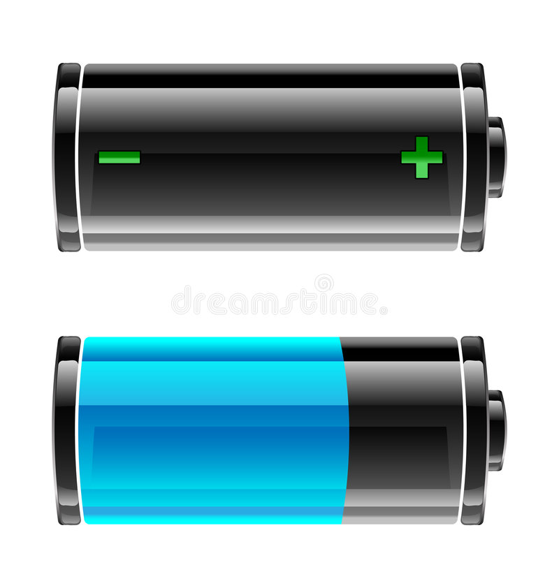 Free Battery Royalty Free Stock Image - 6672596