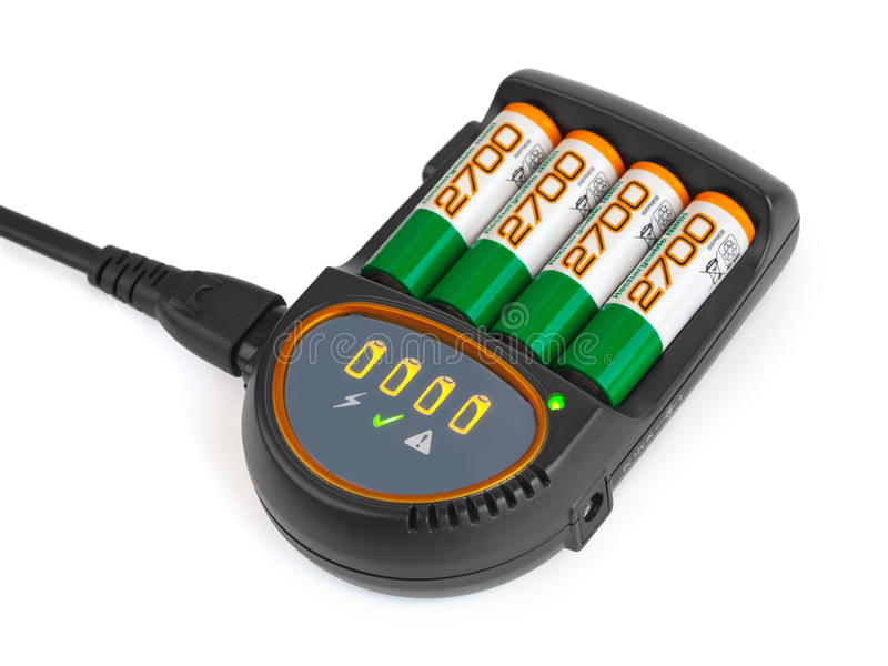 Download Battery charger stock photo. Image of idea, electrical - 10370870