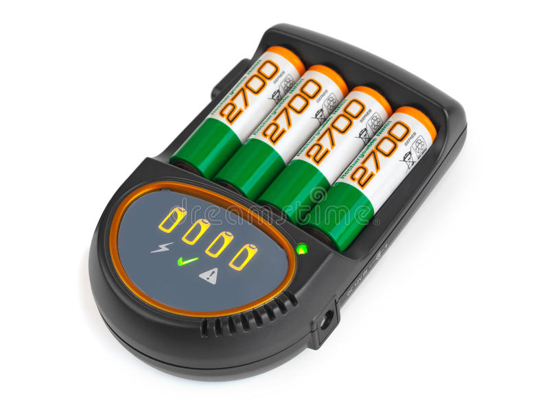 Download Battery charger stock image. Image of equipment, collection - 14442329