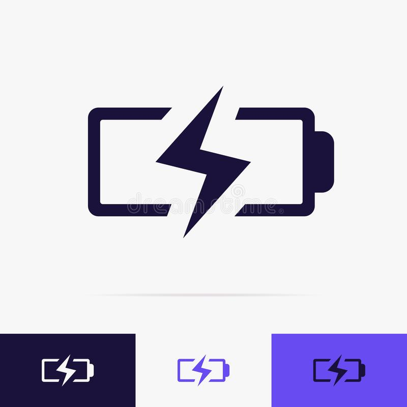 Free Battery Charging Icon Vector Set Royalty Free Stock Photo - 135113785