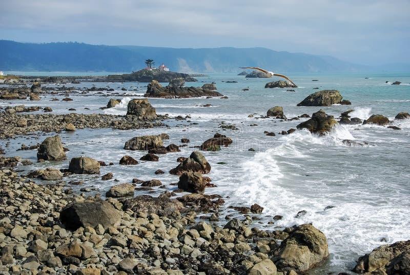Battery Point Lighthouse. stock photography